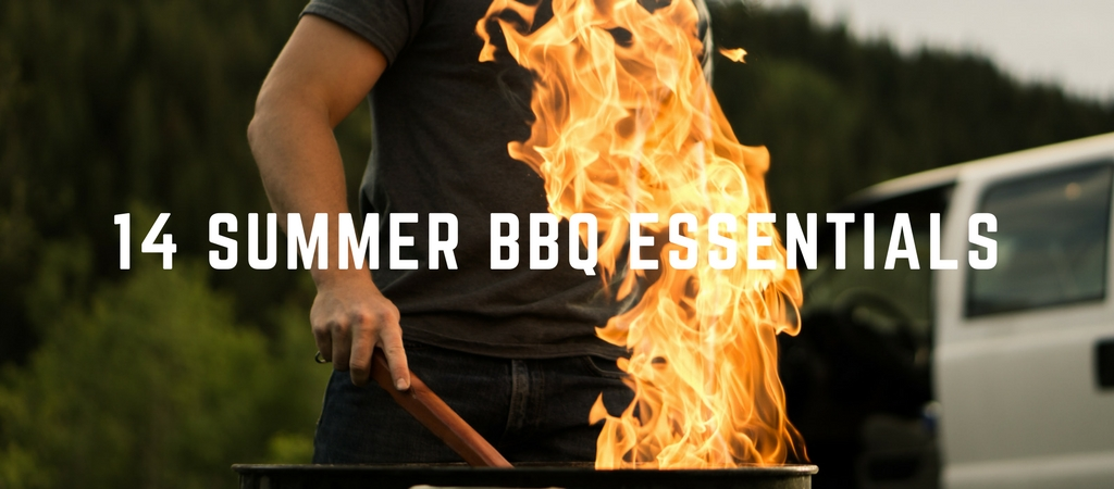 14 Summer BBQ Essentials