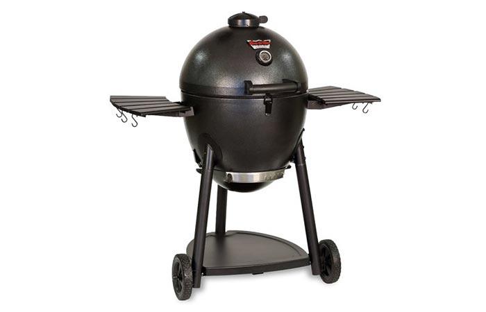 "Char-Griller 20"" Akorn Kamado Charcoal Grill"