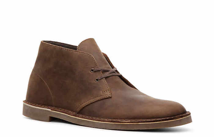 oak Nisolo Luka chukka boot from huckberry