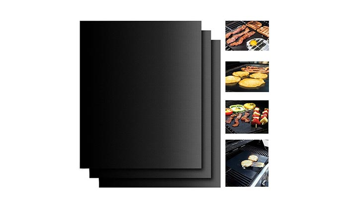 PeterIvan Grill Mat Set