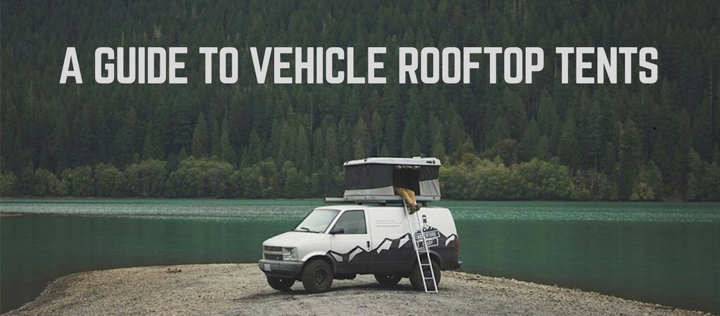 Vehicle Rooftop Tents