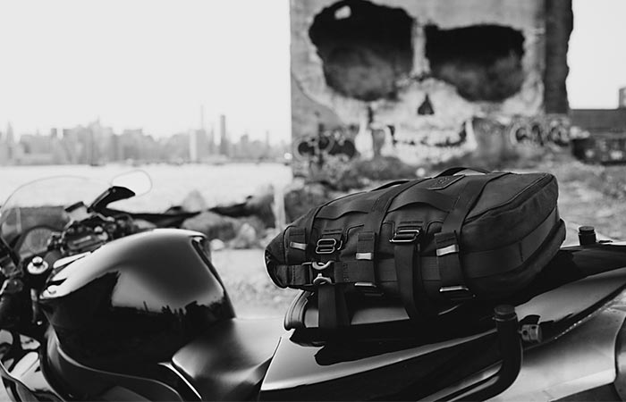 Alms Cargo Tail Bag