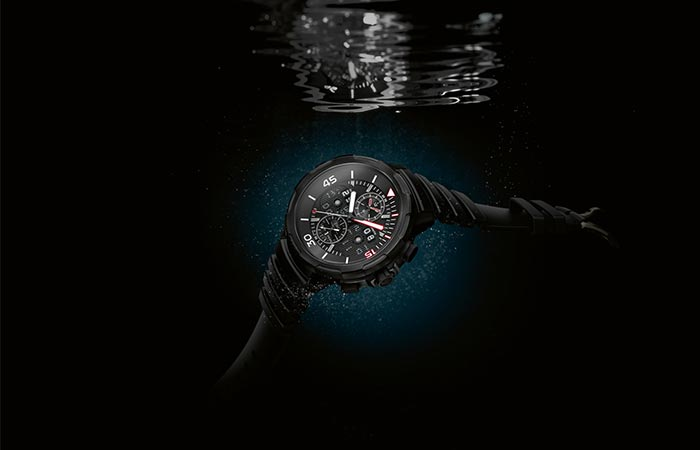 IWC 50th Anniversary Aquatimer Watch