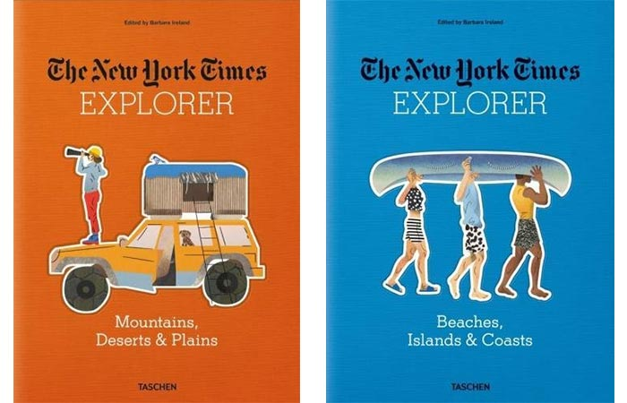 The New York Times Explorer Books