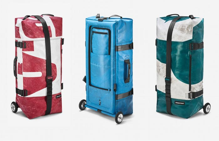 Zippelin Inflatable Travel Bag