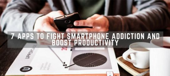 7 Smartphone Addiction Apps That Boost Productivity