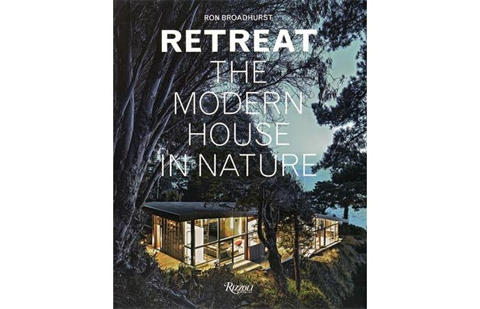 cover of Retreat: The Modern House in Nature