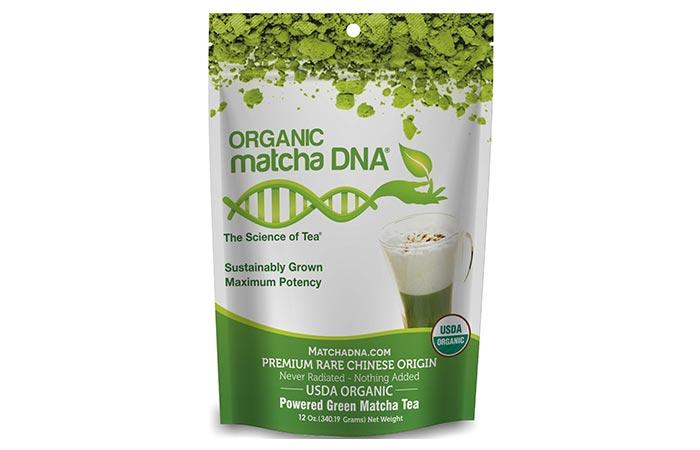 Matcha DNA Green Tea