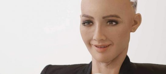 Sophia – The First Robot Declared A Citizen