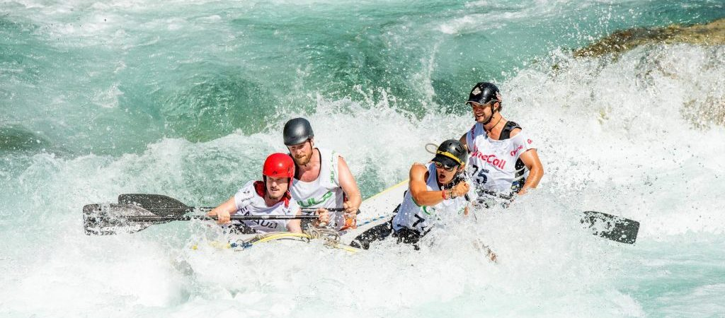 rafting american rivers